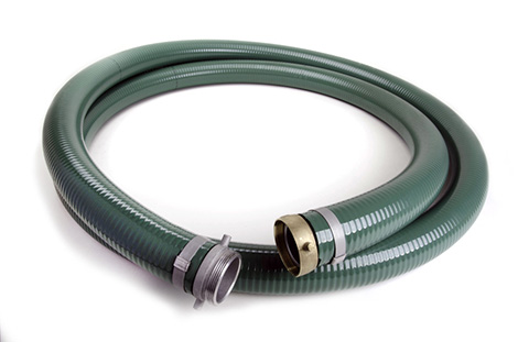 Single Jacket Mill Discharge Hose