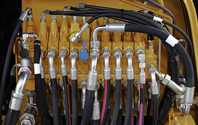 Hydraulic Hose Assemblies SAE, DIN & MSHA Standards
